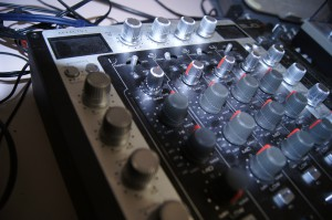DJ gear -Ecler EVO 4